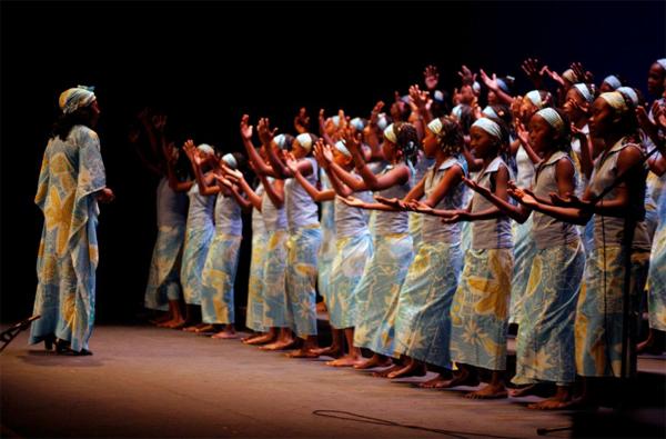 Magalasy Gospel, el coro de los niños de Madagascar llega a España