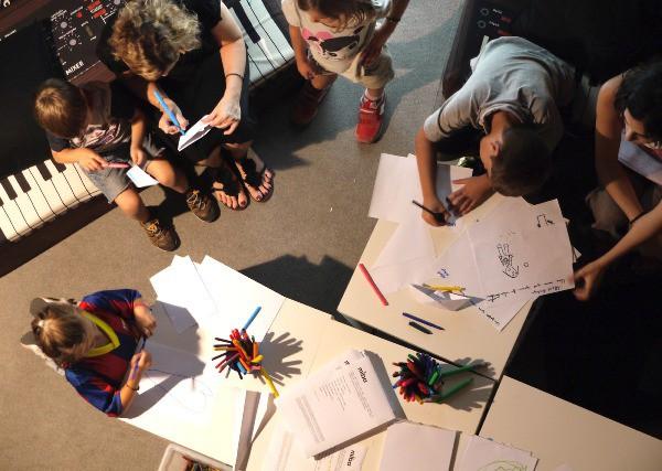 Exposición de los mejores inventos infantiles en Barcelona