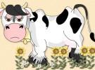 Poesía infantil: La vaca llorona