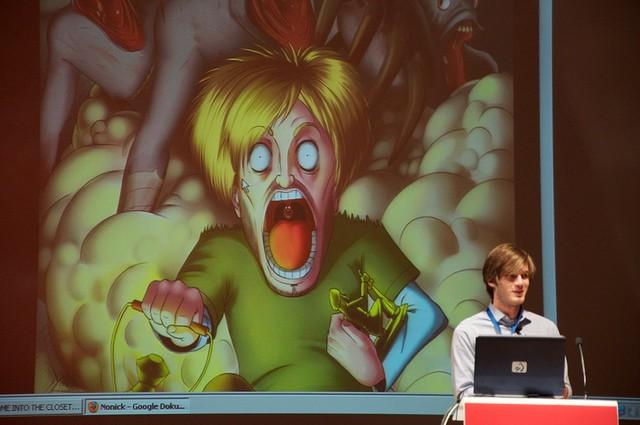 Imagen de un videojuego