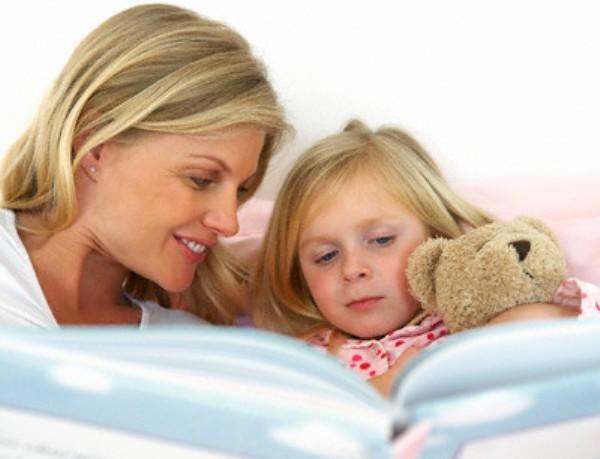 Consejos y trucos para contar cuentos a los niños