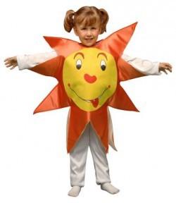 Carnaval: Disfraz casero de Sol