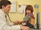 Aumenta la hipertensión en los niños debido a la obesidad