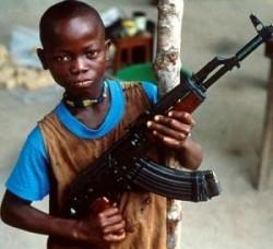 Día Mundial contra la utilización de los Niños Soldado