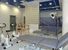 Nueva sala de rehabilitación y ortopedia infantil en el Hospital Vithas Virgen del Mar