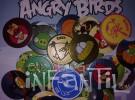 Coleccionables de Angry Birds: Trading Cards y Power Caps