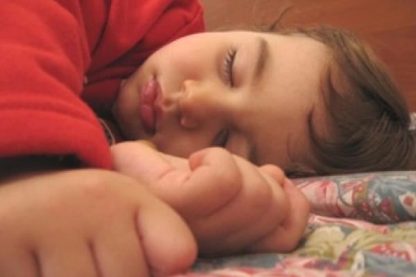 El sueño favorece el aprendizaje en los niños