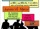 Casting infantil en Jerez para un cortometraje