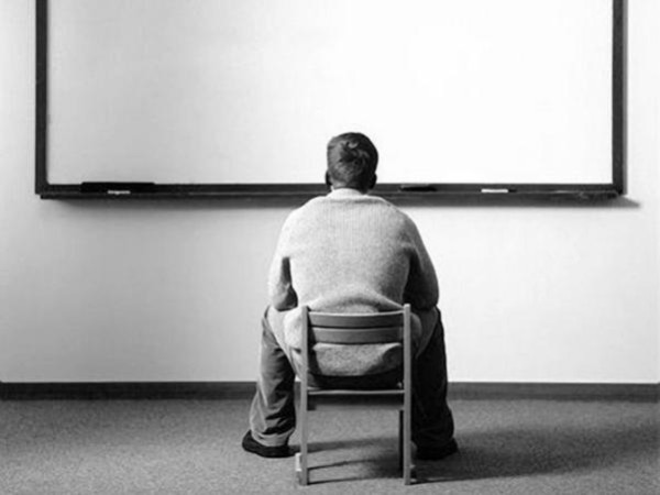 El examen para maestro que los maestros suspendieron