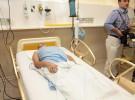 Se piden nuevos horarios para visitar a los niños con cáncer hospitalizados