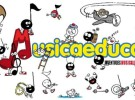 Musica Educa: actividades y juegos para aprender música en Internet