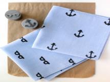 Ideas para el Día del Padre: Pañuelos Estampados