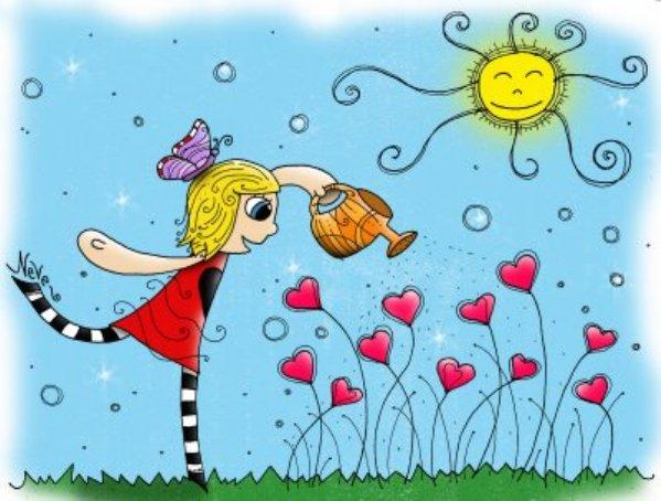 Poesía infantil: Doña Primavera