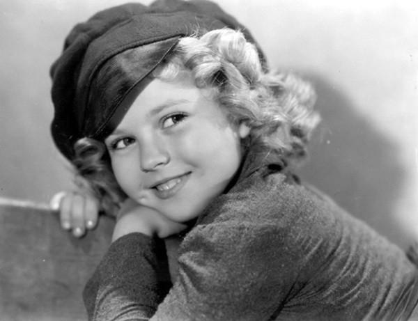 Los niños en el cine: Shirley Temple