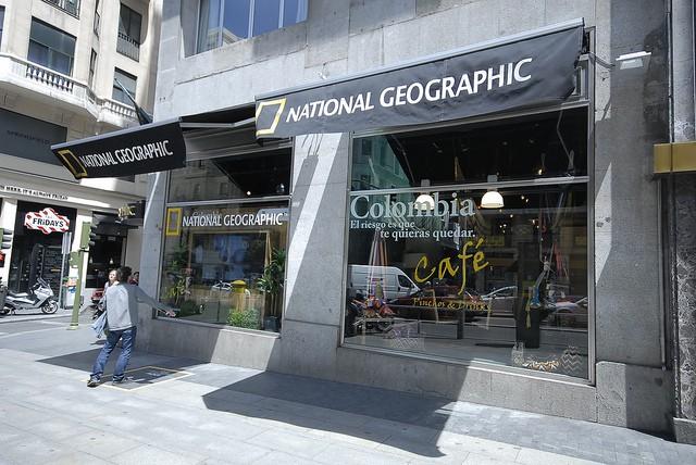 National Geographic celebra el día del libro