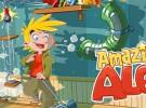 Aplicación infantil recomendada: Amazing Alex