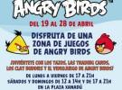 Angry Bird llega al Centro Comercial Xanadú de Madrid