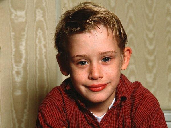 Los niños en el cine: Macaulay Culkin