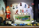 Viajar con niños: Museo de figuras de cómic en Bruselas