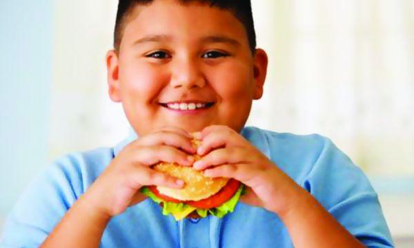 Los niños obesos tienen menos capacidad gustativa
