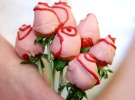 Ideas para el Día de la Madre: Rosas de chocolate y fresas