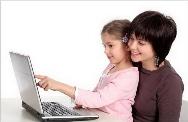 Aprovechemos Internet con nuestros hijos, pero de forma segura