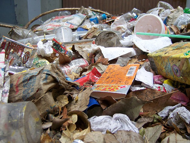 Problemas con los basureros