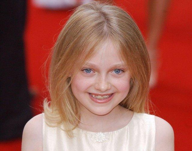 Cine y niños Dakota Fanning