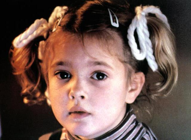 Niños cine: Drew Barrymore