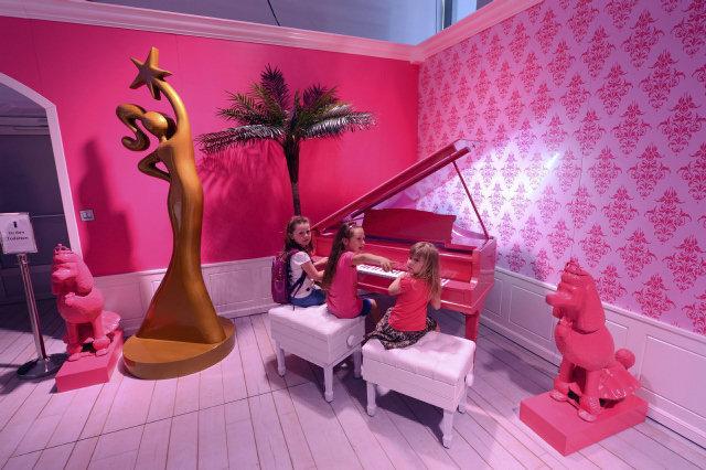 Casa de Barbie en Berlín