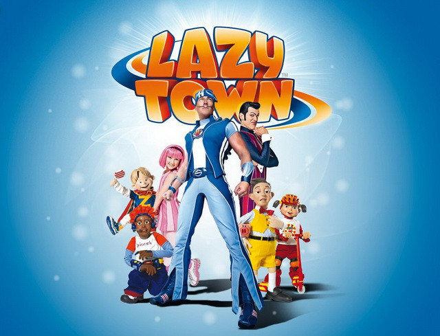 La tele de nuestros peques: Lazy Town