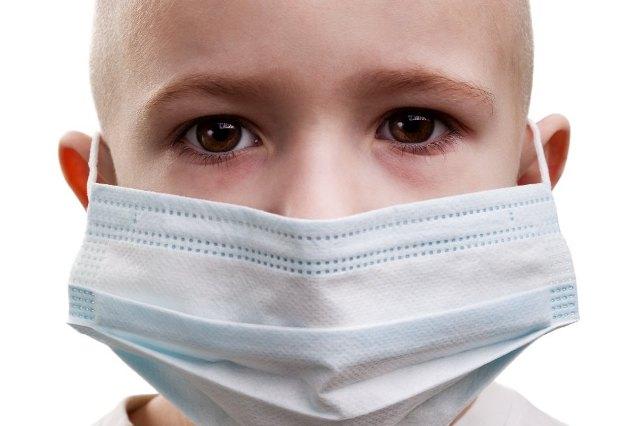 El 80 por ciento de los niños con cáncer se curan