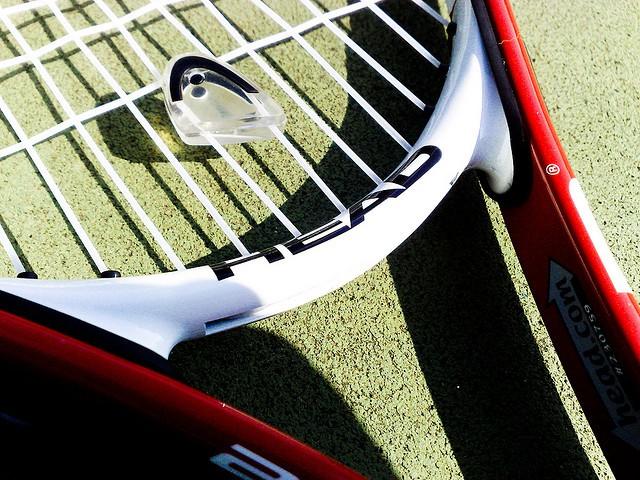 Imagen de una raqueta