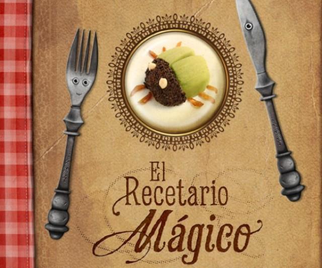 Libro: El recetario mágico