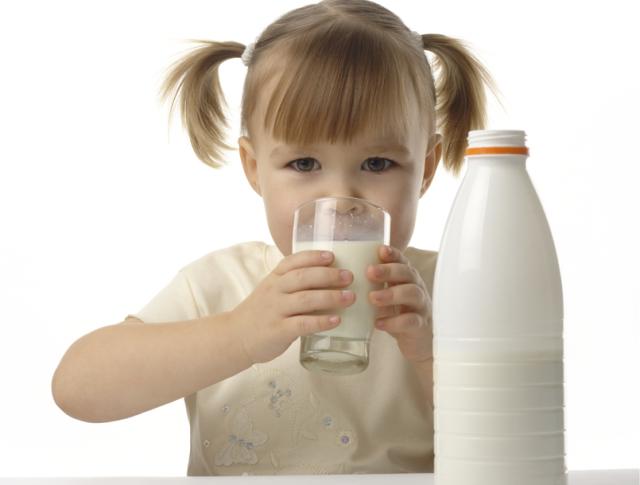 Rehidratarse con leche