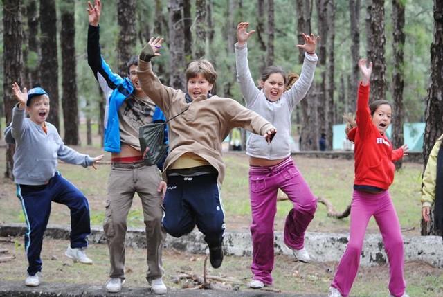 Especial campamentos de verano: Canarias y Castilla y León