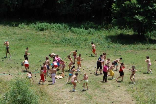 Campamentos Extremadura y Galicia