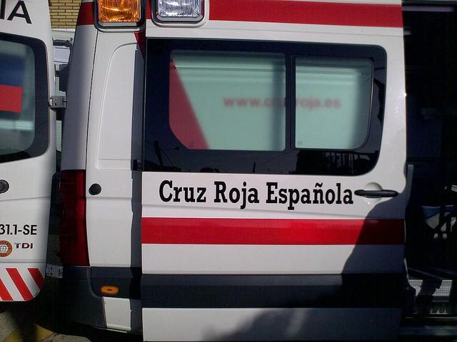 Imagen de la Cruz Roja de España