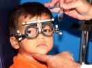 El aire libre disminuye el riesgo de miopía en niños