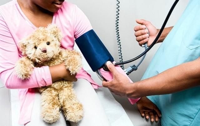Hipertension en niños