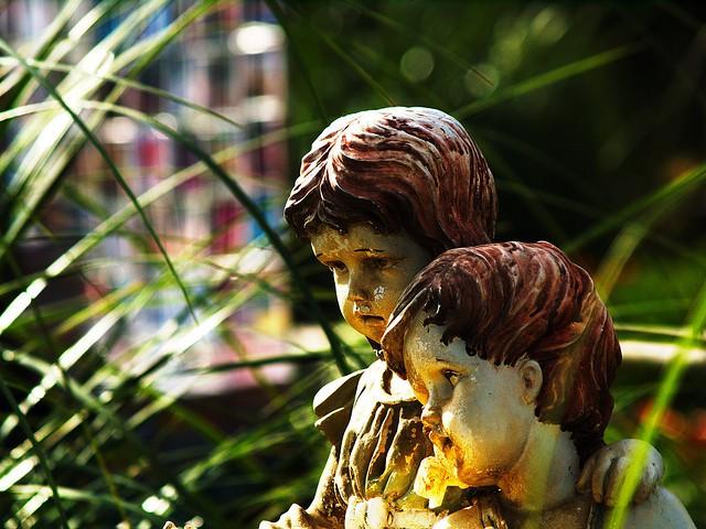 La muerte y los niños