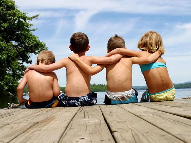 amabilidad en los niños españoles