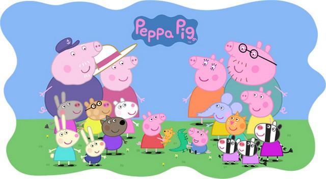 La tele de nuestros peques: Pepa Pig