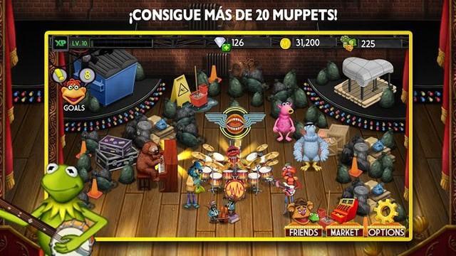 Aplicación recomendada: My Muppets Show
