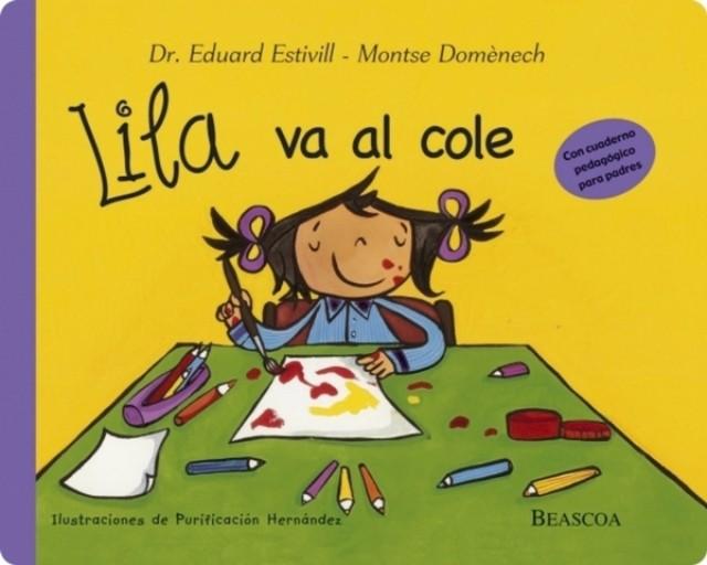 Lectura: Lila va al cole