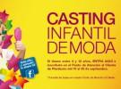 Casting infantil de moda en Madrid