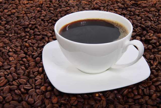El café y los niños