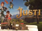 El Hotel del Juguete de Ibi abre una nueva habitación para Justin y la espada del valor