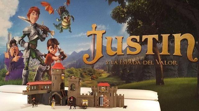 Hotel del Juguete y Justin