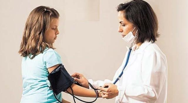 Hipertensión en niños y niñas